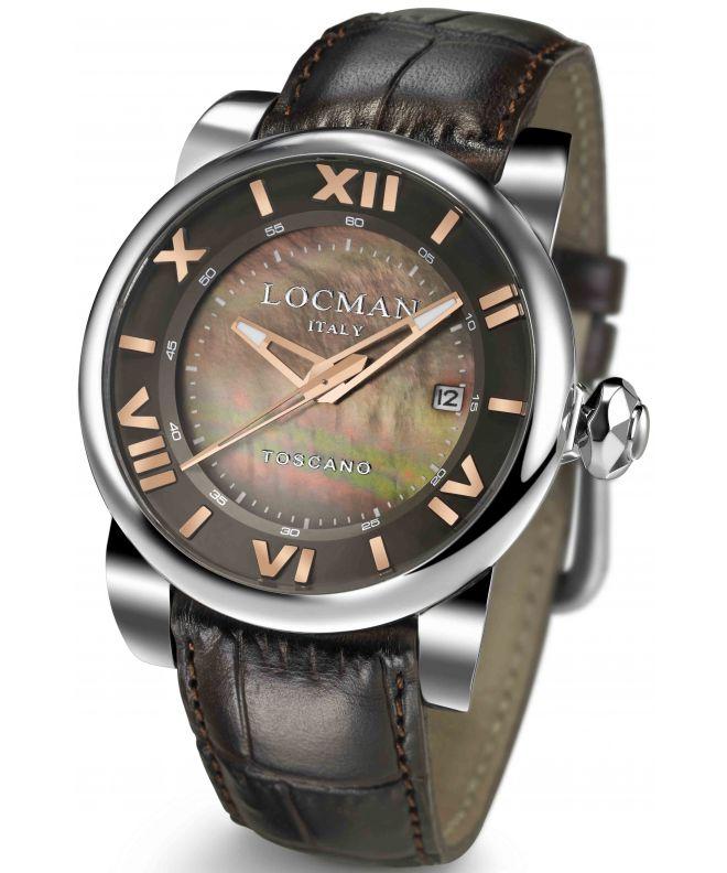 Locman Toscano 0590V10-00Mkpsa Men's Watch 0590V11-00MNPSN