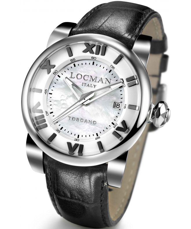 Locman Toscano 0590V12-00Mwpsa Men's Watch 0590V12-00MWPSA