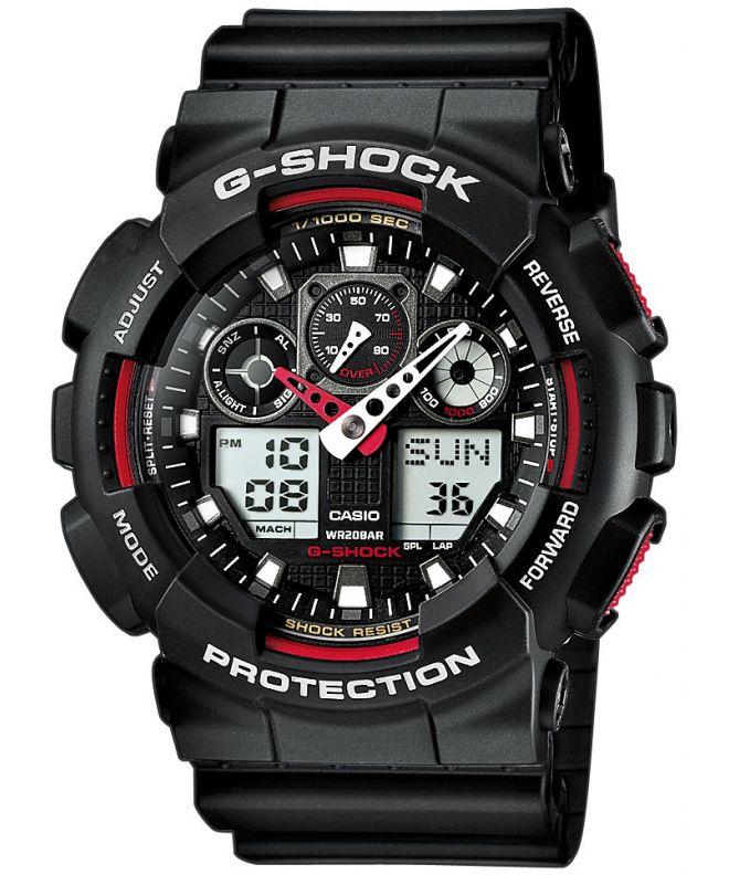 Casio G-SHOCK Watch GA-100-1A4ER (GA-100-1A4)