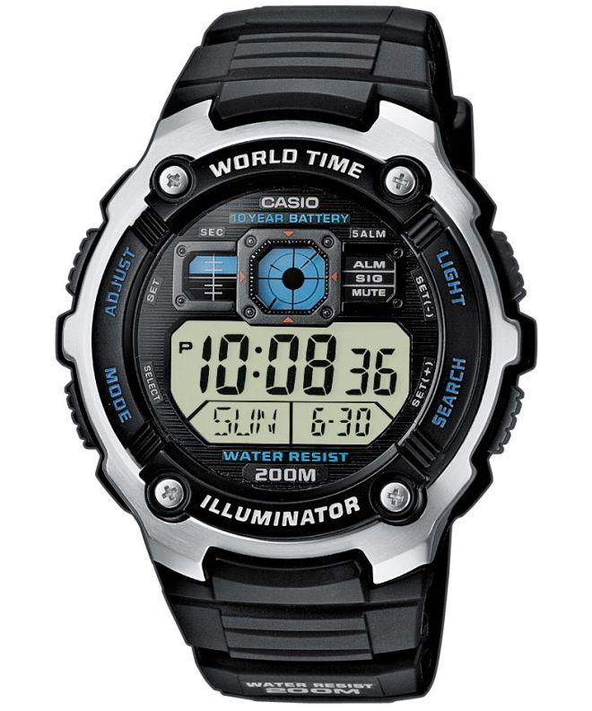 Casio Sporty Digital Men's Watch AE-2000W-1AVEF
