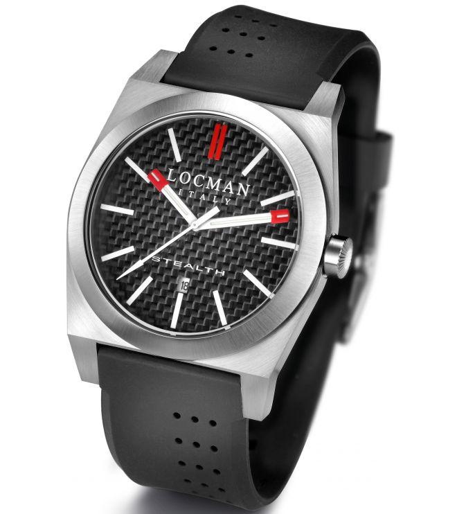 Locman Stealth Men's watch 020100CBFRD1GOK
