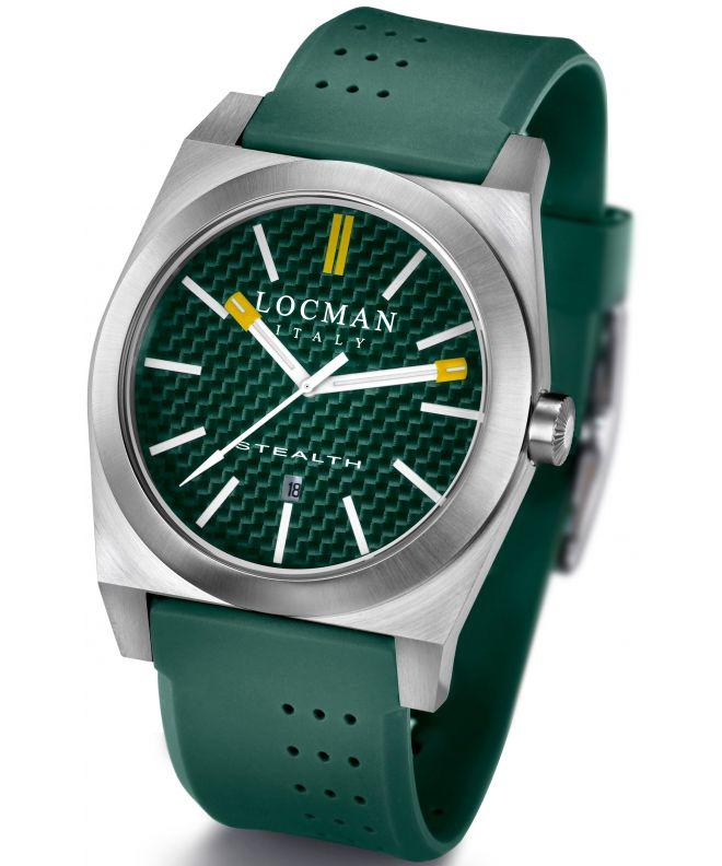 Locman Stealth Men's watch 020100KGFYL1GOG
