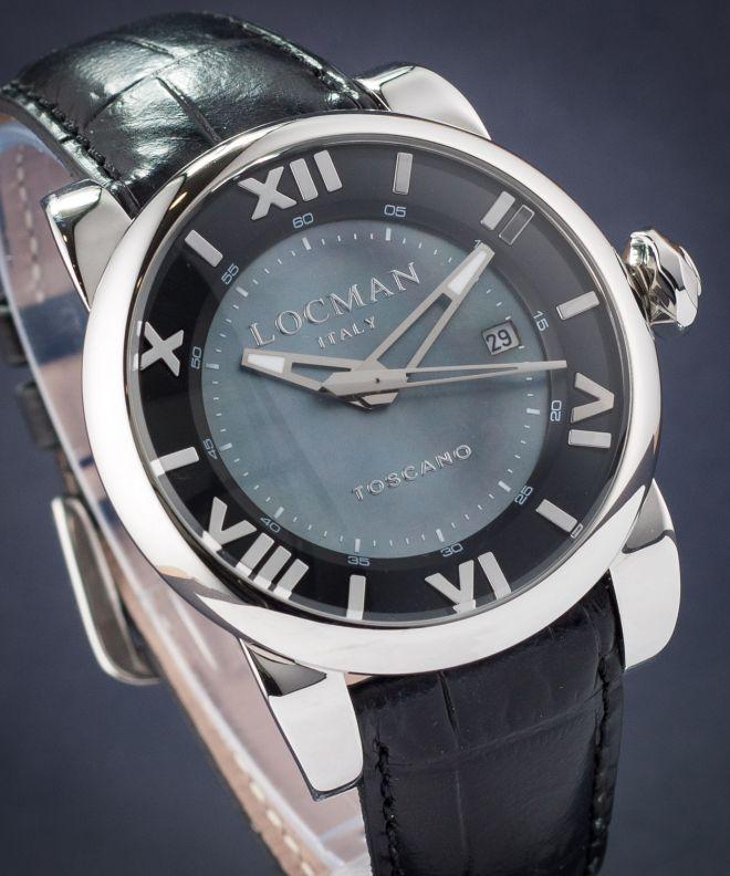 Locman Toscano 0590V10-00Mkpsa Men's Watch 0590V10-00MKPSA
