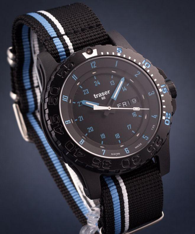 Traser P66 Blue Infinity Men's Watch TS-105545