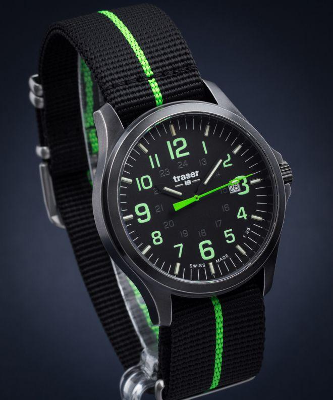 Traser Officer Pro Gunmetal Men's Watch TS-107426