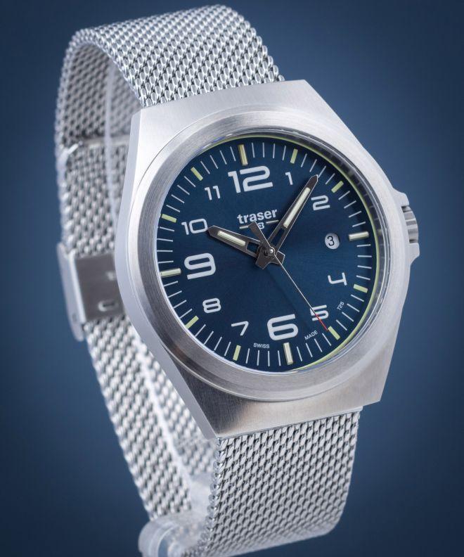 Traser P59 Essential M Blue Men's Watch TS-108205