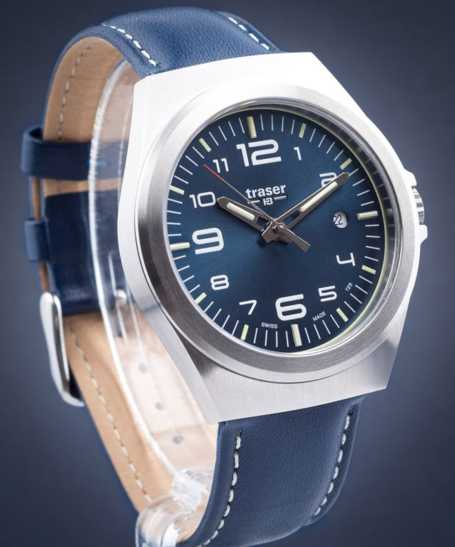 Traser P59 Essential M Blue Men's Watch TS-108214