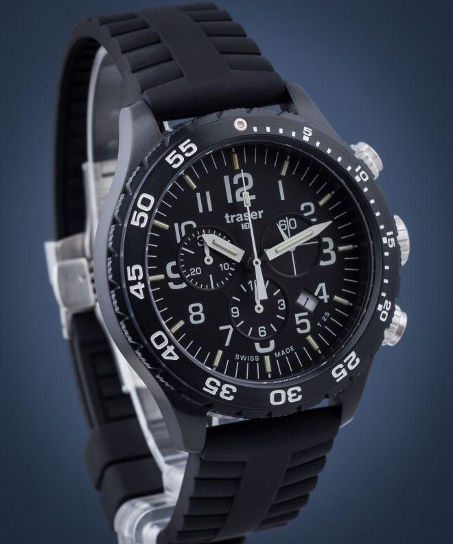 Traser P67 Officer Pro Chrono Men's Watch TS-107101
