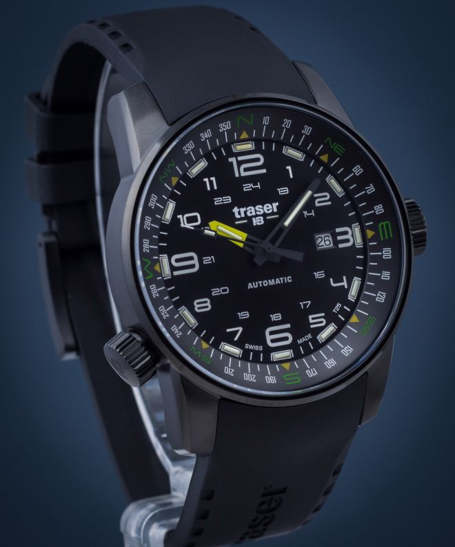 Traser P68 Pathfinder Automatic Men's Watch TS-109741