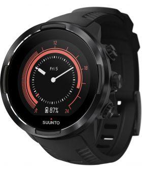 Suunto 9 Baro All Black Wrist HR Watch