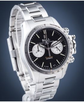 Ball Engineer Hydrocarbon Racer Chronograph Automatic Chronometer Men's Watch