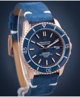 Meccaniche Veneziane Nereide 4.0 Automatic Men's Watch