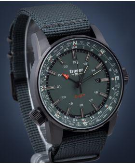 Traser P68 Pathfinder GMT Green Men's Watch