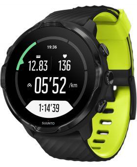 Smartwatch Suunto 7 Black Lime