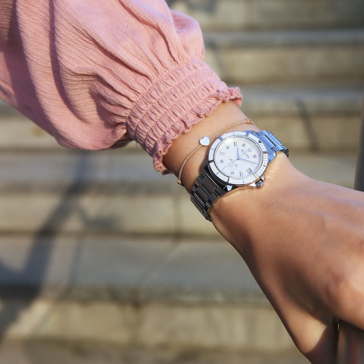Bulova Marine Star Women's Watch