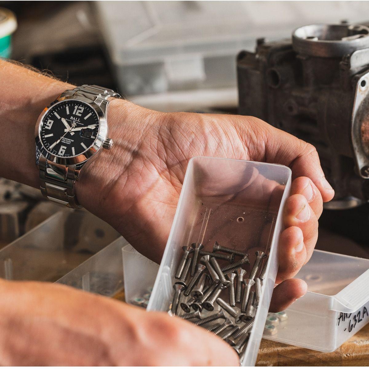 Ball Engineer III Pioneer Automatic Chronometer Men's Watch