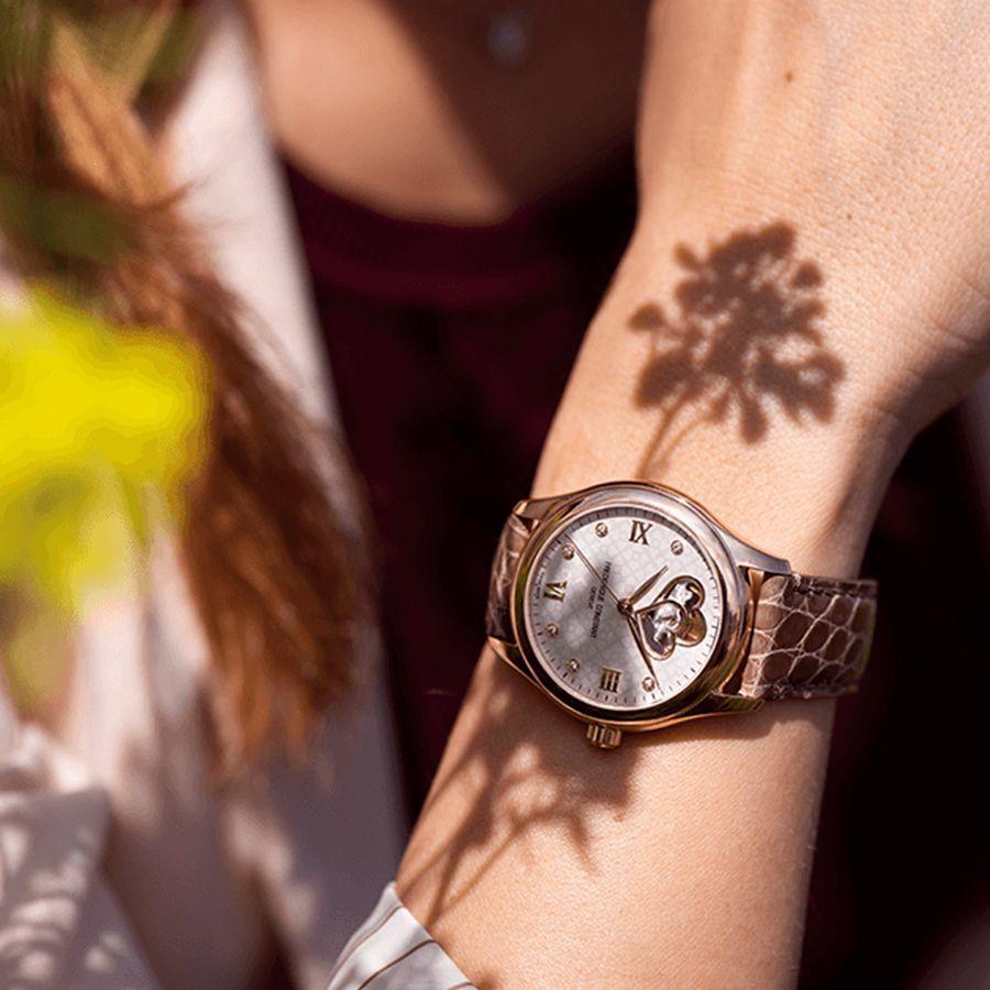 Frederique Constant Double Heart Automatic Women's Watch