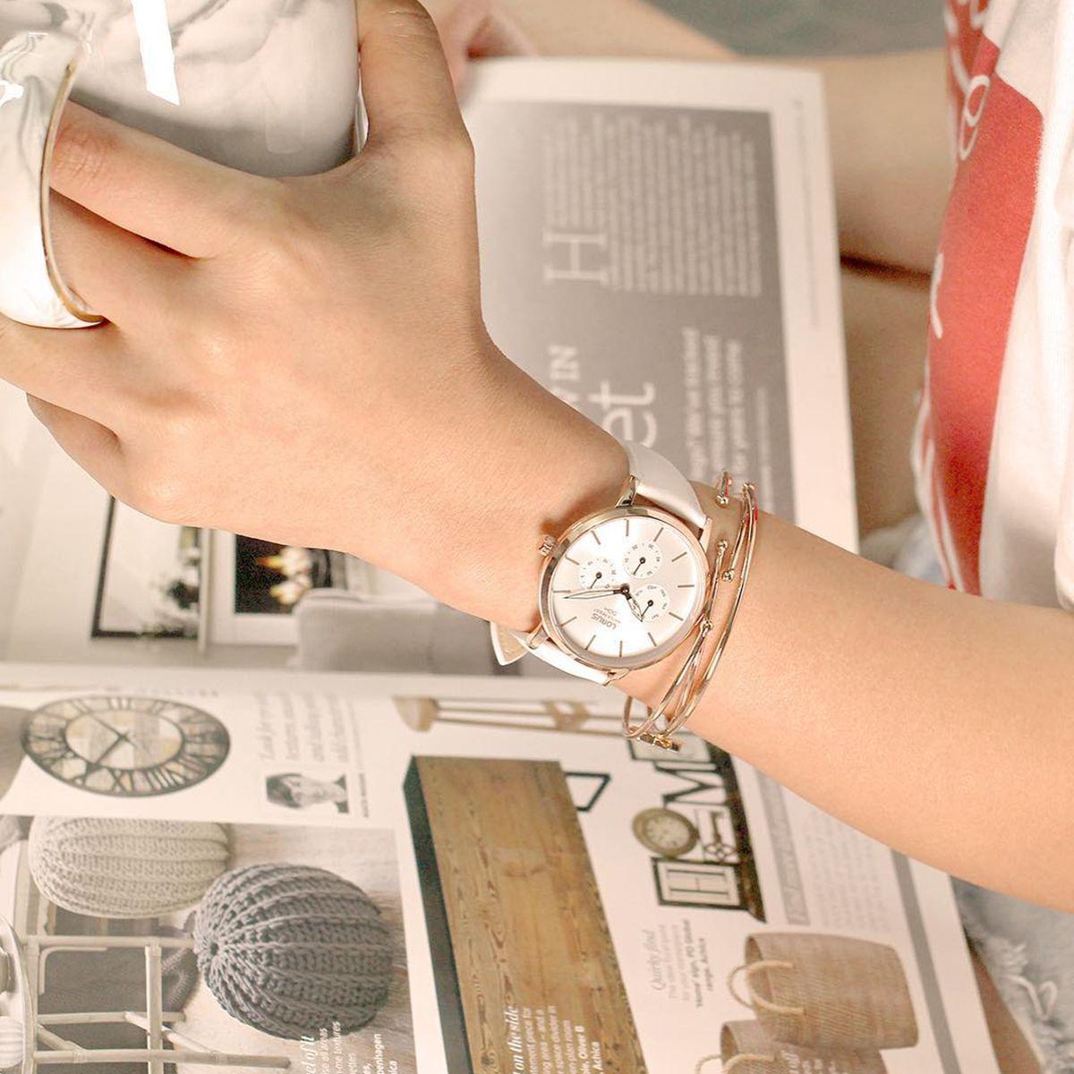 Lorus Lady Multifunction Women's Watch