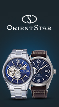 Orient Star watches